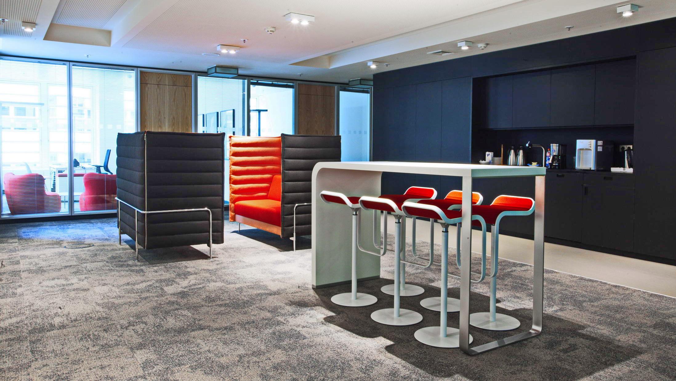 Funke Medien | Büro - Innenarchitektur Gregor Anthes