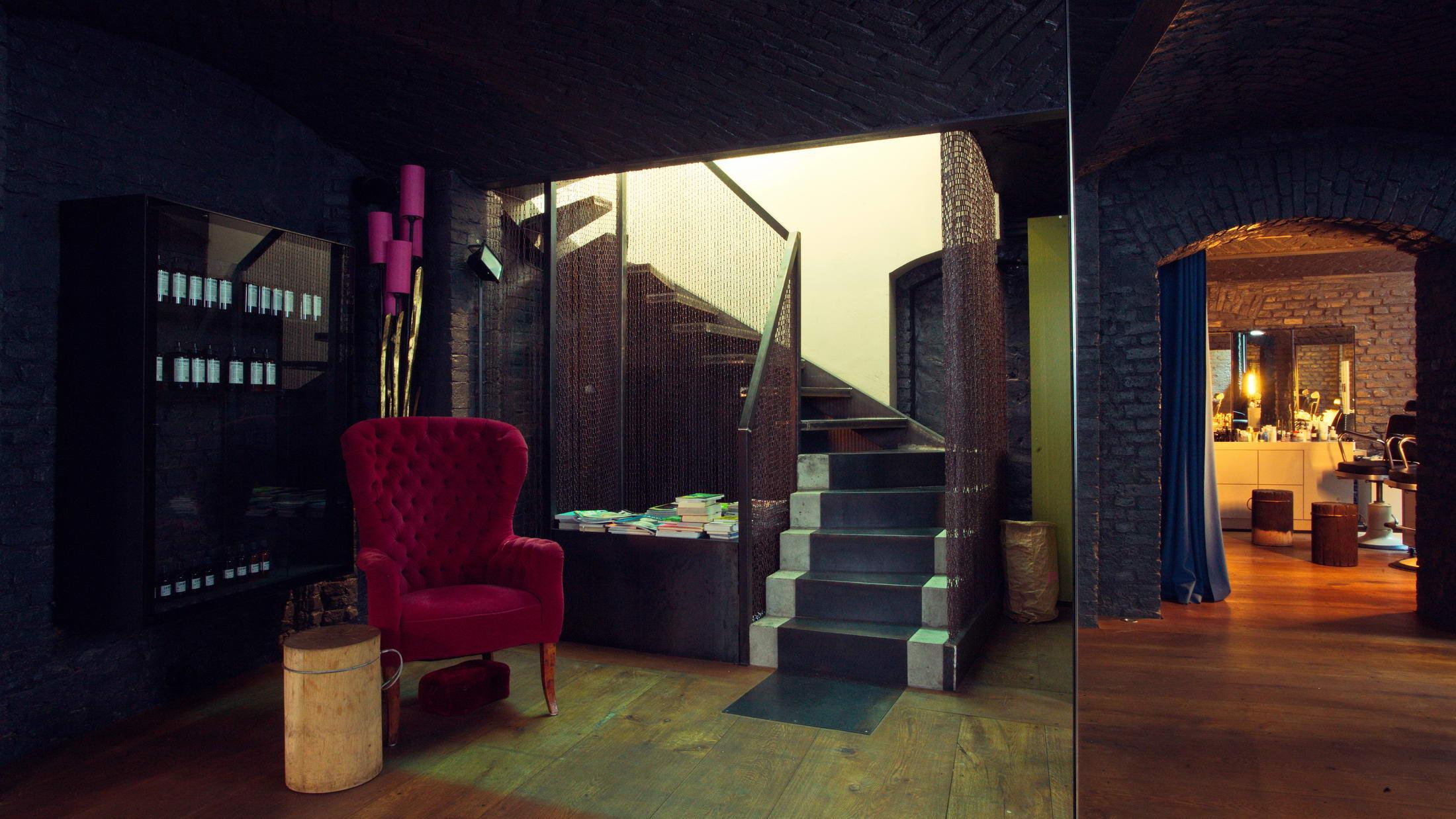 Wheadon Barbershop  Locationfotografie Gregor Anthes