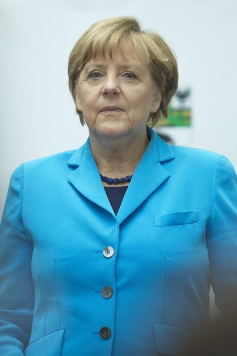 Bundeskanlzerin Dr. Angela Merkel Gregor Anthes